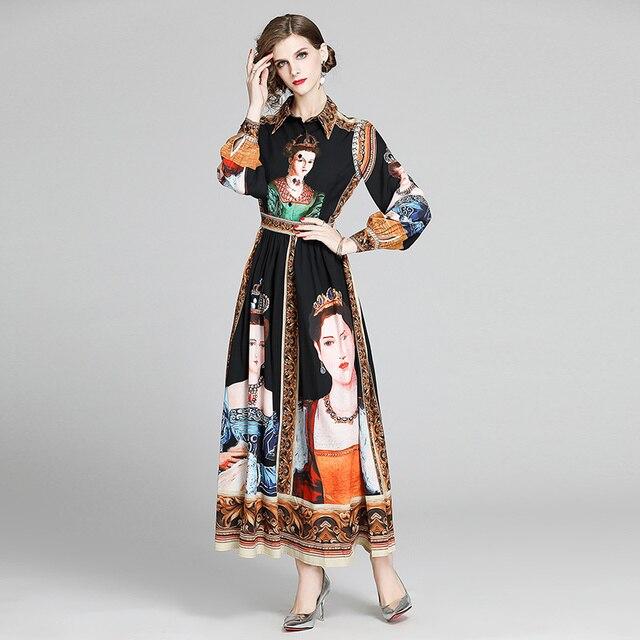 Queenbee Vintage Dress 1