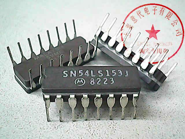 SN54LS153J MOT DIP-16 Новый