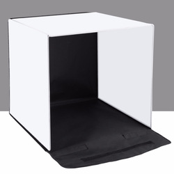 PULUZ 40x40cm 16 inch Photo studio box photograghy Soft box Portable Folding Studio Shooting Tent Box Kits with5 background back
