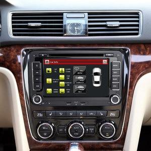 2 Din Автомобильный dvd плеер для VW Passat b6 b7 Amarok Volkswagen Skoda Octavia Superb 2 T5 Golf 5 сиденье для Polo leon Мультимедиа Радио Navi|Мультимедиаплеер для авто|   | АлиЭкспресс