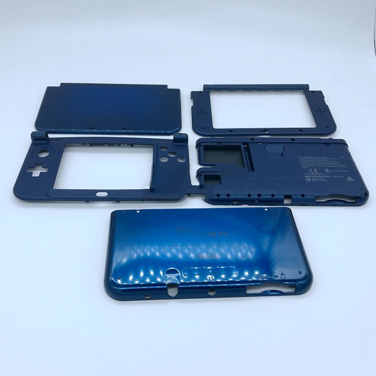 Brand New Upper And Down Shell Cover WIth Inner Battery Case For New 3DS XL Housing Case