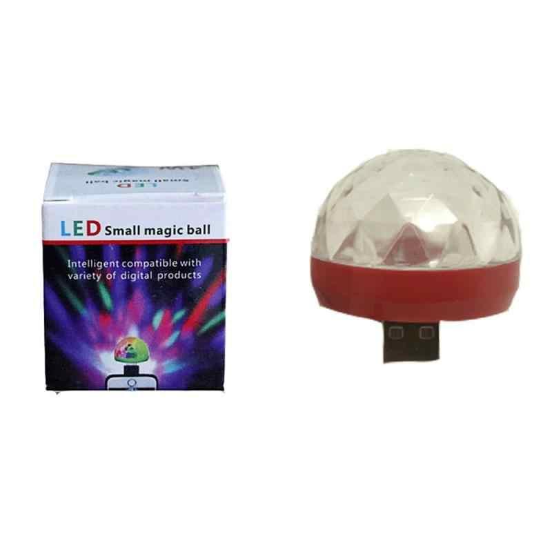 Mini Lamp Bulb Accessories USB LED Car Interior Light Neon Atmosphere Ambient