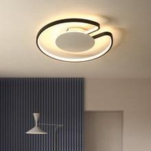 Minimalist Modern Led Ceiling Lights With Remote Room Light Lighting Ceiling Bedroom Light Ceiling Lamp 110V 220V Light Fixtures цены