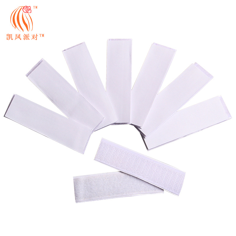 Factory Direct Selling Velcro Table Skirt Supporting Accessories Gum Sticky-Customizable Length