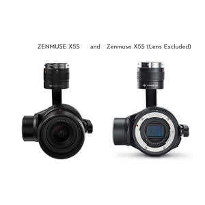 DJI ZENMUSE X5S and Zenmuse X5S (Lens Excluded) original brand new in stock