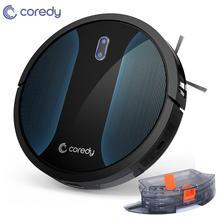 Coredy R500+ Smart Robot Stofzuiger Nat Dweilen Schoonmaken Vegen Aspirador Vloer Tapijt Robots Met Water Tank Mop Doek