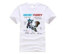 Marca camisa masculina camisa peluda anatomia de um lobo dos desenhos animados peludos