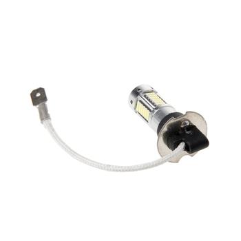 H3 30W 4014 LED Xenon białe reflektory mgła lampa do jazdy dziennej żarówka 30SMD 6000K tanie i dobre opinie LGHDDG 24 V NONE CN (pochodzenie) White