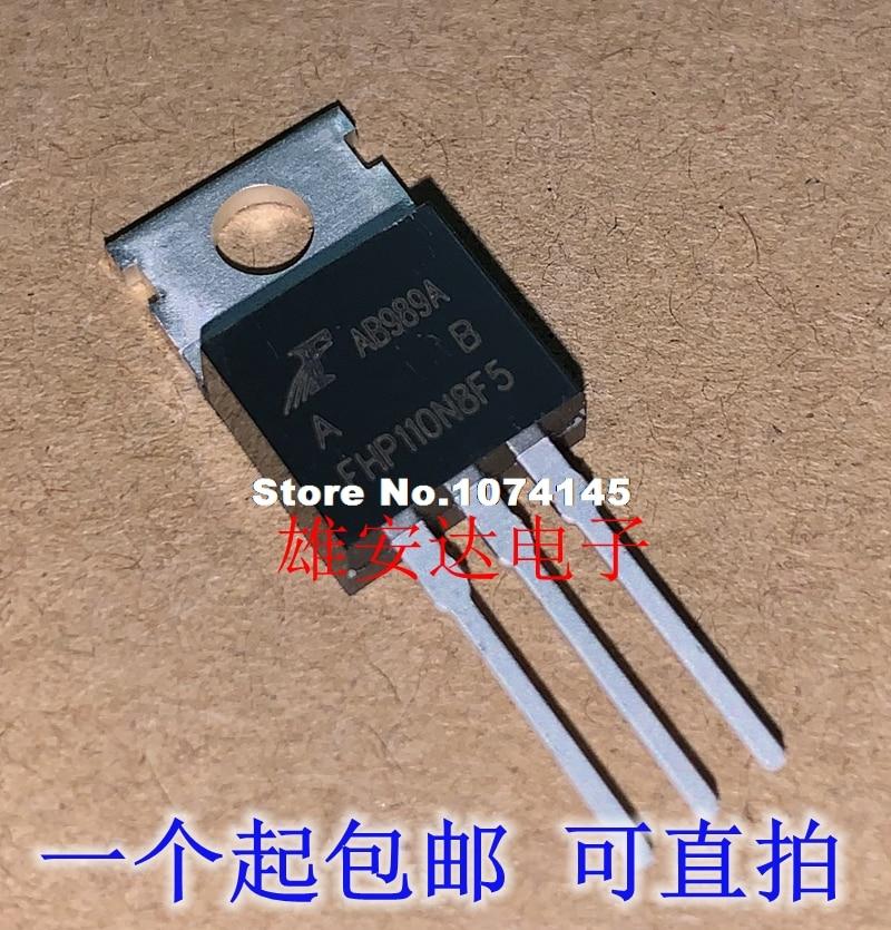 10pcs/lot FHP110N8F5  MOS TO-220