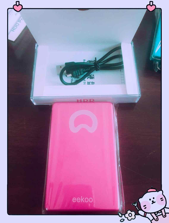 Eekoo HDD 2TB Logam USB 2.0 Laptop Hard Drive Eksternal Hard Drive 1000G Pemantauan Externo Penyimpanan gratis Pengiriman