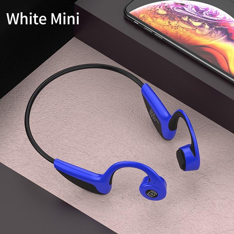 Беспроводные наушники Z8 для Huawei, наушники с костной проводимостью, Bluetooth 5,0, водонепроницаемые наушники с защитой от пота и сенсорным управл...
