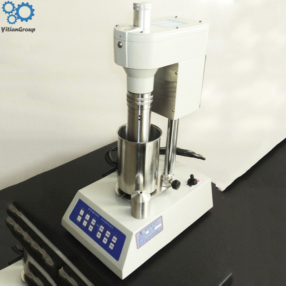 Electronic Six - Speed Rotational Viscometer ZNN-D6B Drilling Fluid Slurry Viscosity Shear Rate Tester 110/220V 1PC