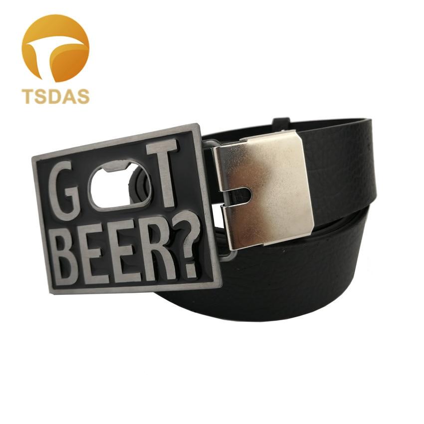 Beer Bottle Opener Belt Buckle * FREE SHIPPING