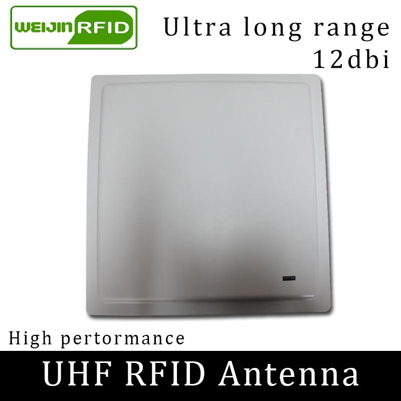 UHF RFID เสาอากาศ VIKITEK VA12 902-928MHz - ความปลอดภัยและการป้องกัน