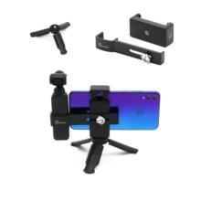 Phone Holder Clip Desktop Mini Tripod for DJI OSMO Pocket Handheld Gimbal Stabilizer Connector Adapter Mount Parts