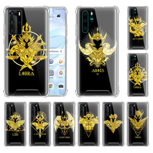 Saint Seiya Logo Case For Huawei