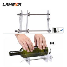 LAMEZIA Professional For Beer Bottles Cutting Glass Bottle Cutter Bottle-Cutter DIY Tools Machine Wine Cup Cut