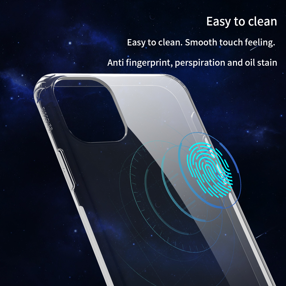 Nilikin Clear Case for iPhone 11, iPhone 11 Pro and iPhone 11 Pro Max 4