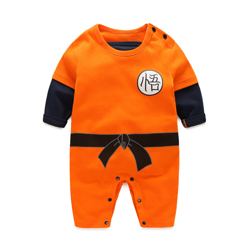 Baby Boys rompers For Baby Girls Jumpsuits Newborn rompers Style Anime Cartoon Long Sleeve Baby Jumpsuits Baby Boy Girl Clothes