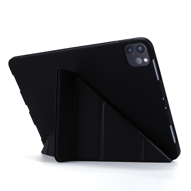 Case Cover Protective Cover Back PU Case Case 2020 Smart Pro For 11 iPad Leather Soft