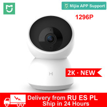 Xiaomi 2K Smart Camera 1296P 360 Angle HD Cam WIFI Infrared Night Vision Webcam Video Camera Baby Security Monitor for Mijia