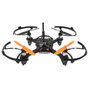 Image 1 - Radiolink F110S Micro FPV Racing Drone Quadcopter CS360 FC R6DSM dla początkujących RC szkolenie zawodowe z kamerą fpv 200mw