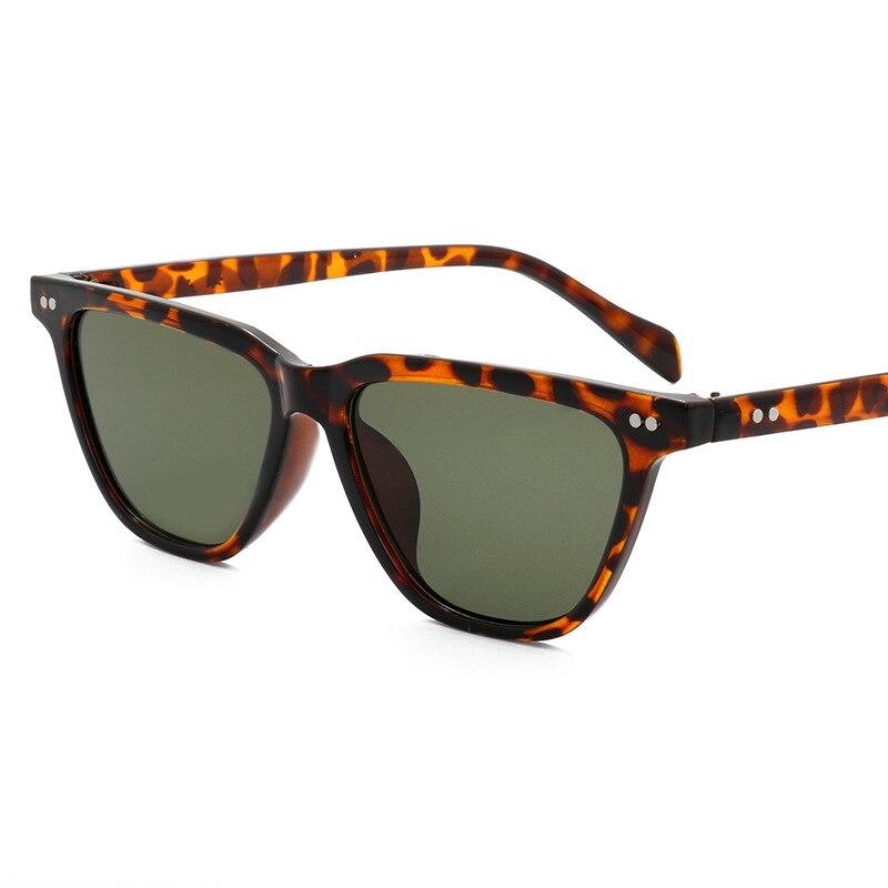 Солнце рамка коробки солнцезащитные очки тренд