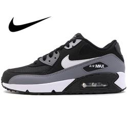 Originale NIKE AIR MAX 90 Uomini ESSENZIALI di Runningg Scarpe Comodi di Sport delle scarpe Da Tennis All'aperto Da Ginnastica Designer di Calzature AJ1285-018