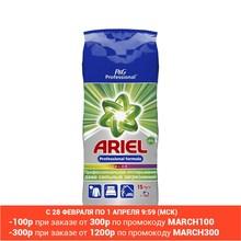 Стиральный порошок ARIEL Автомат Expert Color 15кг