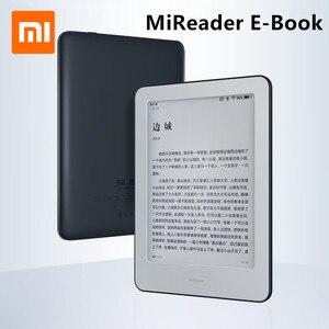 Электронная книга Xiaomi MiReader, устройство для чтения электронных книг, сенсорный экран, подсветка, Wi-Fi, память 16 Гб