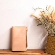 Кожаный блокнот для путешественников дневник офисный ежедневник