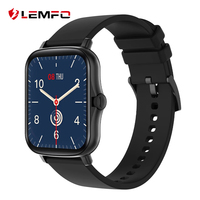 LEMFO Y20 P8 Plus 2021 Smart Watch uomo 1 punto 7 pollici Full Touch IP67 orologio impermeabile Fitness Tracker donna Smartwatch GTS 2