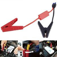 Portable Automobile Emergency Start up Power Clamp Clamp Motorcycle Boat Wire Clip Line Car Current Battery J Power Starter X3D1| |   -