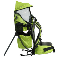 Chair Hiking-Carrier-Backpack Backrest Travel Toddler Baby Child Foldable Waterproof