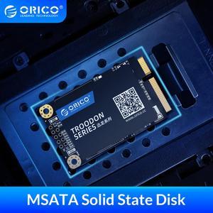ORICO mSATA SSD Laptop Hard Drive 128GB 256GB 512GB 1TB SATA Internal Solid State Hard Drive For Desktop Laptop(China)