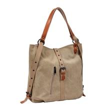 цены Canvas Tote Bag Women Handbags Female Designer Large Capacity Leisure Shoulder Bags Big Travel Bags Bolsas Canvas Shoulder Bag