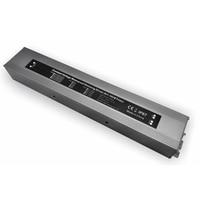 Dimmable Transformer IP67 12V 24V 100W 150W 200W 250W 300W LED Driver Adapter 0 10V Triac Power Supply