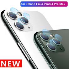 Lens Film for iPhone 11 Pro Max Back Camera HD Tempered Glass Screen Protective Protector For film