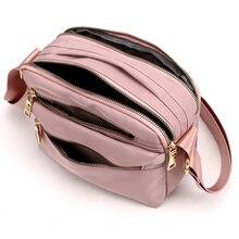 Designer de ombro das meninas saco do mensageiro para as mulheres 2021 náilon multi-purpose bolsa crossbody tote bolsa bolsos mujer de marca