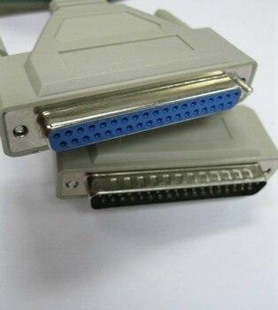2.8M DB37 37Pin mâle à femelle M/F Port série étendre imprimante de cordon de câble de données