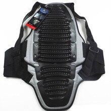 Тип протектор для позвоночника мотоцикла straddle назад, защитная куртка мотоциклиста шестерни комбинации