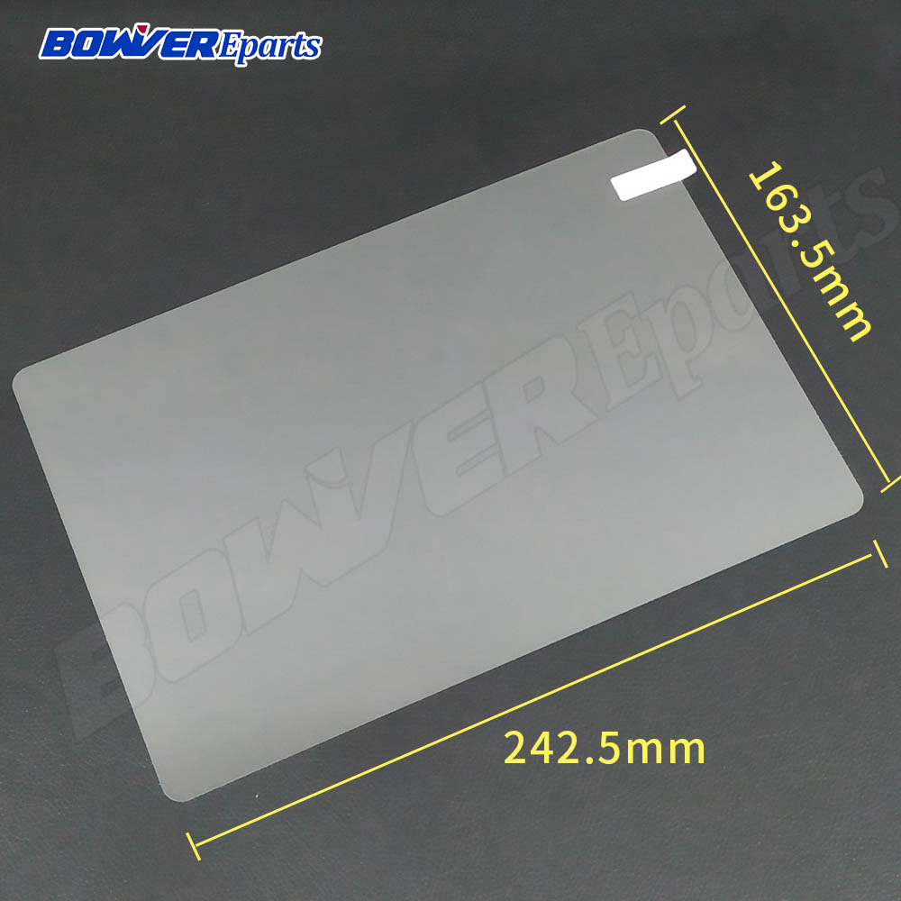 Universal 9H Tempered Glass Screen Protective Film Guard For 7