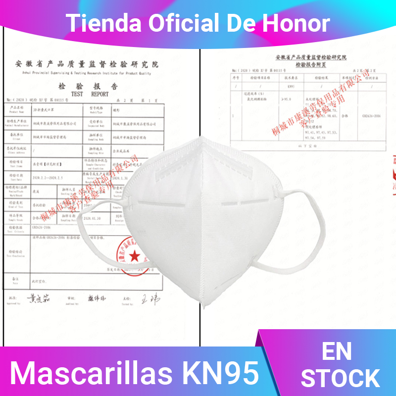 10/20/30pcs KN95 Face Mask Protection Breathable Filtration Mouth Masks