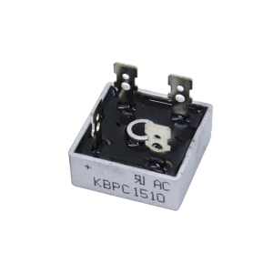 2PCS KBPC1510 15A 1000V Phases Diode Bridge Rectifier