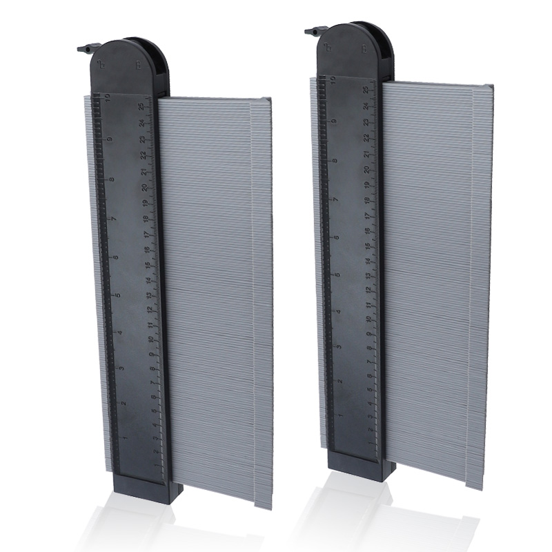 Set Large 10 Inch Widen Contour Gauge Duplicator 5 Inch Shape Profile Tool