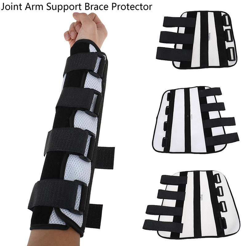New Breathable Elbow Joint Arm Support Brace Protector Upper Limb Rehabilitation Splint