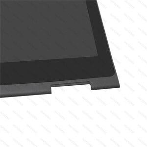 Image 2 - NT133WHM A10 B133HAB01.0 NV133FHM N41 NV133FHM A11 LCD Digitalizador de pantalla táctil Panel para DELL Inspiron 13 5368 5378 6NKDX 06NKDX