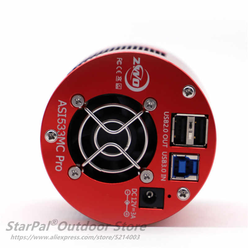 Фирменсветильник свет ZWO ASI533MC Pro от Maple Gao, камера для фотосъемки в глубоком космосе, ASI533 MC Pro ASI 533MC Pro ASI533MCPRO ASI ZWO