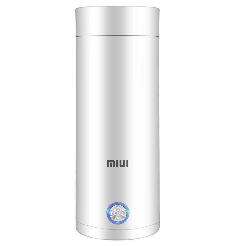 MIUI Портативный электрический чайник, Термокружка, кофейный дорожный водяной бойлер с контролем температуры, умный чайник для воды