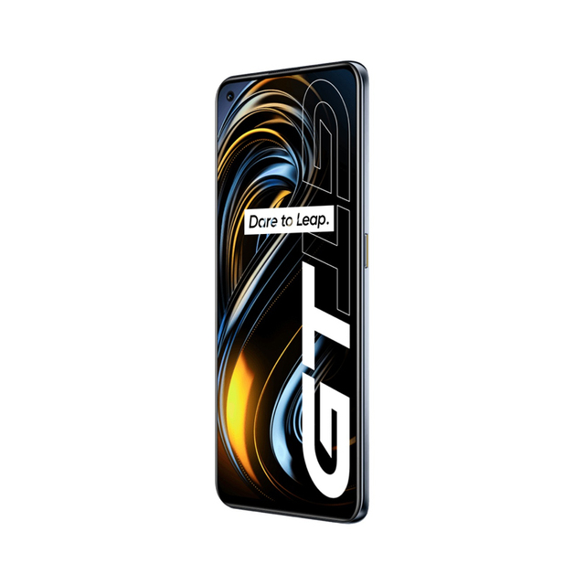 """Realme GT 5G Android 11 Cell Phones 6.43"""" 16MP Front Camera NFC Smartphone Snapdragon 888 Octa Core 4500mAh 65W Flash Charging 5"""